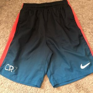 Nike CR7 Dri fit shorts